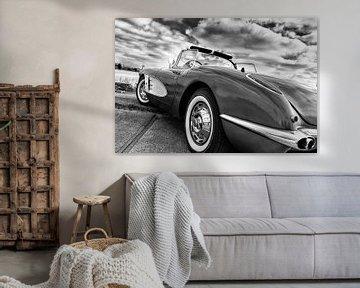 1959 Corvette C1 von Wim Slootweg