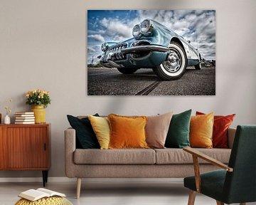 1959 Chevrolet Corvette sur Wim Slootweg