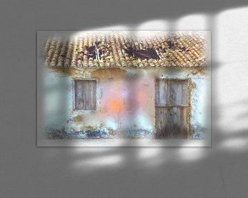 Vernachlässigtes landwirtschaftliches Gebäude von Maurice Dawson