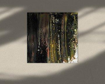 Abstrakte Komposition 944 von Angel Estevez