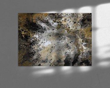 Abstrakte Zusammensetzung 952 von Angel Estevez