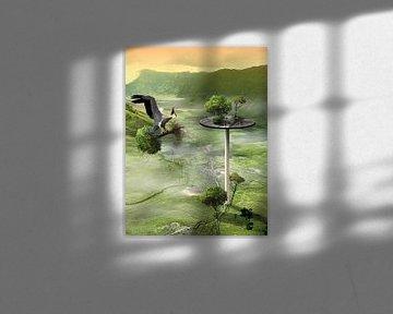 Der Wachturm von Dray van Beeck