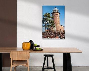 Der Leuchtturm von Kołobrzeg (Kolberg) , Polen von Gunter Kirsch