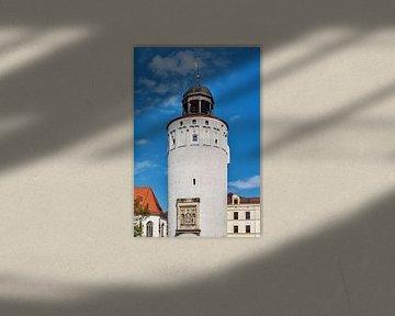De Dicke Turm is gevestigd in Görlitz, Duitsland. van Gunter Kirsch