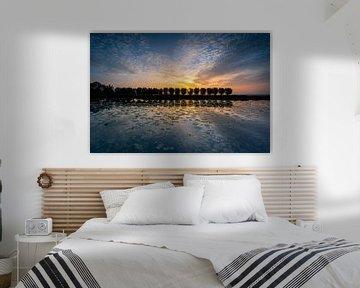 Sunrise magic van Carla Matthee
