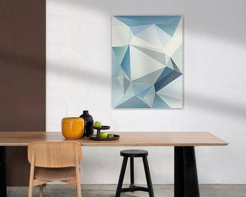 Abstracte samenstelling 926 van Angel Estevez