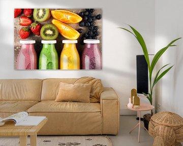 Selectie van fruitsmoothies van Beats