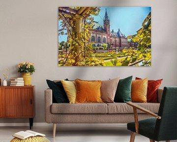 Friedenspalast in Den Haag von Ariadna de Raadt