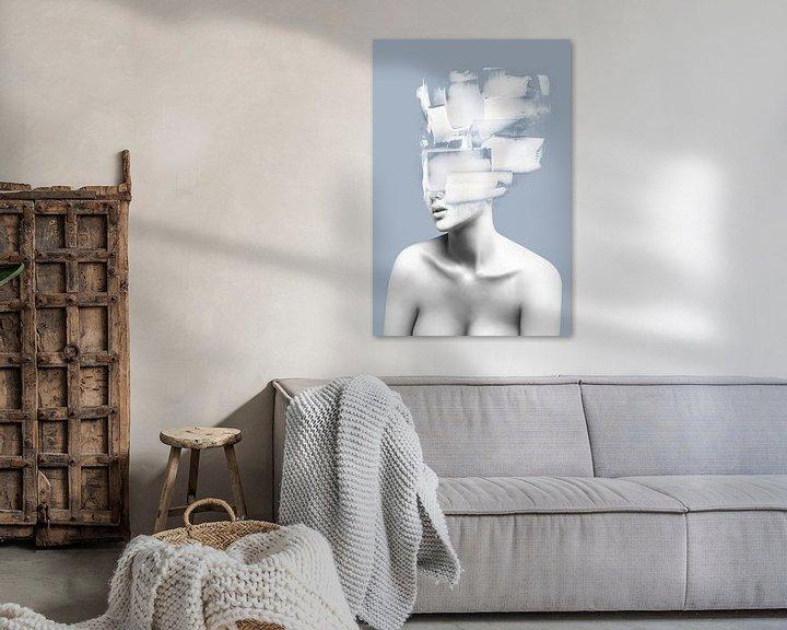 Beispiel: Paint Me a Woman von Marja van den Hurk
