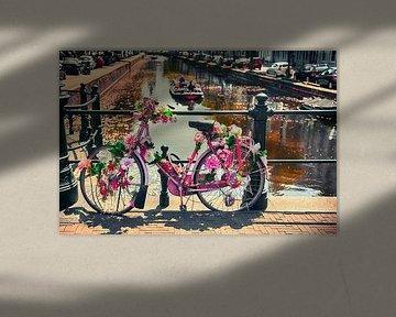 zomer in Den Haag van Ariadna de Raadt-Goldberg