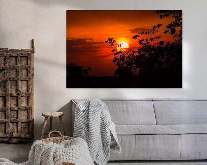 Sfeerimpressie: Zonsondergang van Devlin Jacobs