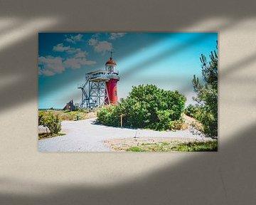 Le phare de Vlieland sur Daphne Groeneveld