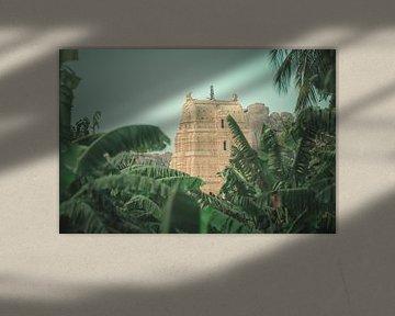 Tempel van Edgar Bonnet-behar