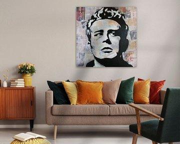 James Dean Rebell von Kathleen Artist Fine Art