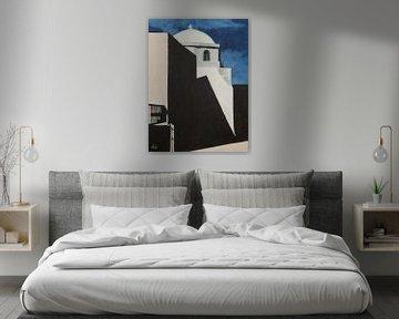 Chapelle Santorini Gr. sur Antonie van Gelder Beeldend kunstenaar