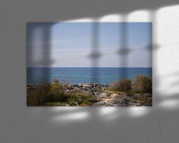 Griekse kust van Sander Jacobs
