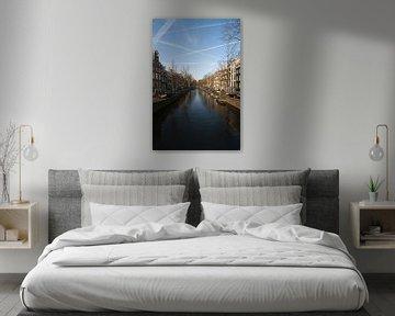 Amsterdamse grachten van Sander Jacobs