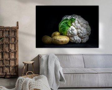 Pommes de terre au chou-fleur sur Peter van Nugteren