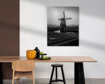 Nederland van Marcel van der Stroom