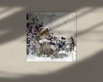 Zwitschernde Vögel von Teis Albers