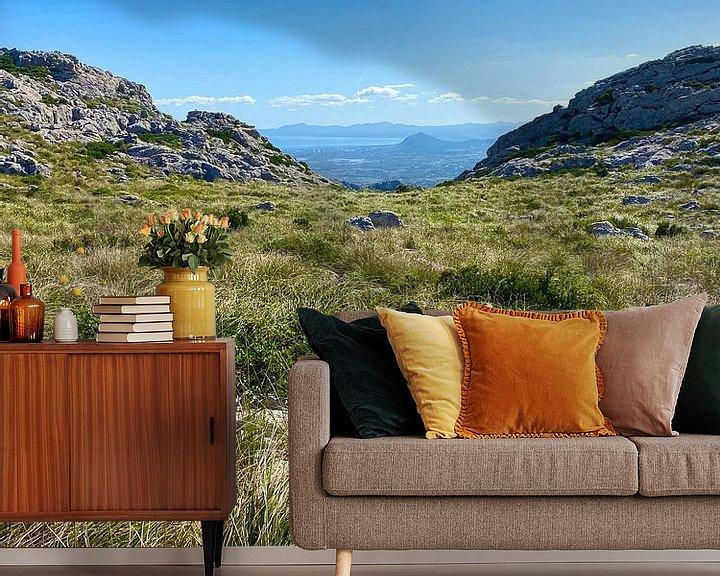 Beispiel fototapete: Mallorca - Landschaft von Marek Bednarek