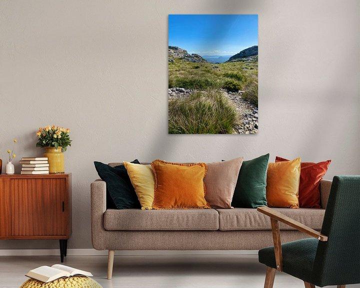 Beispiel: Mallorca - Landschaft von Marek Bednarek