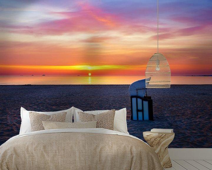 Beispiel fototapete: Strandkorb von Tilo Grellmann | Photography
