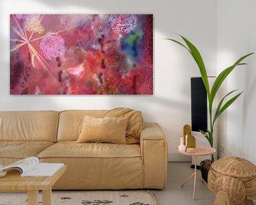 Digital abstract van Maurice Dawson