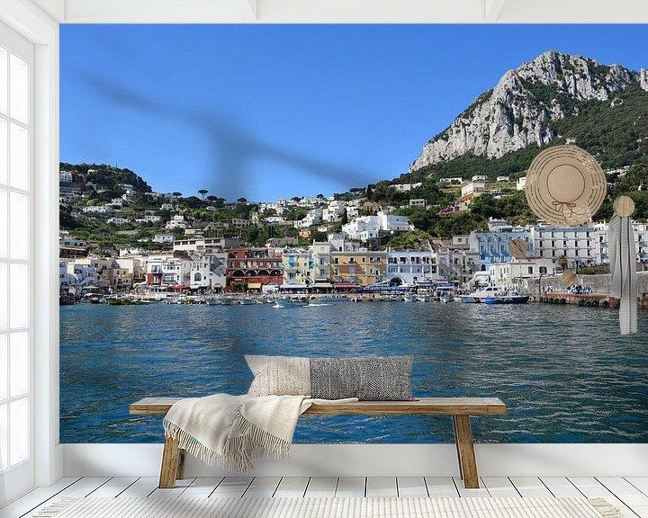 Beispiel fototapete: Capri von Markus Jerko