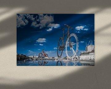 The London Bike (Eye) von Elianne van Turennout
