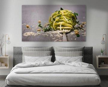 Pasta Pesto van Danny Vroemen