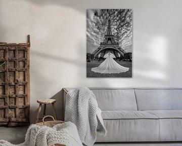 Fliegen Sie mit mir nach Paris von Wil Crooymans