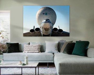 Sovjet vliegtuig van Kris Christiaens