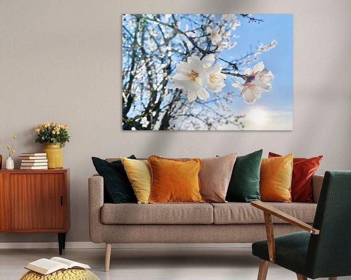 Beispiel: Blühender Baum von Markus Jerko