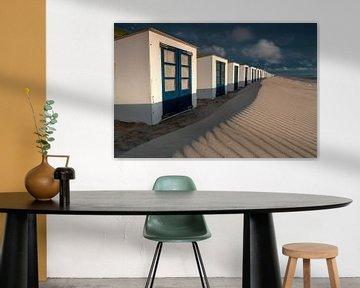 Pôle Rides de sable 15 Texel sur Ronald Timmer