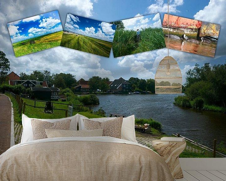 Sfeerimpressie behang: De Wouden van Erik Reijnders