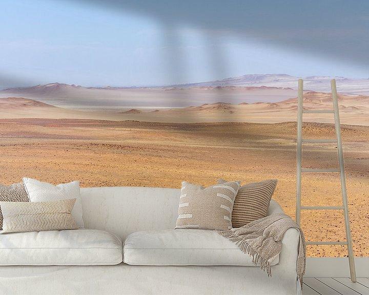 Beispiel fototapete: Wüstenlandschaft von Joost Potma