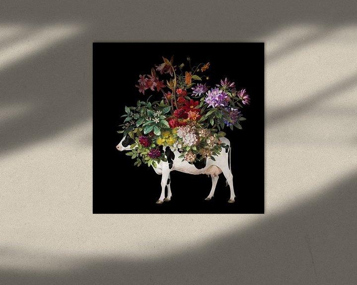 Sfeerimpressie: The Art of Cows van Marja van den Hurk