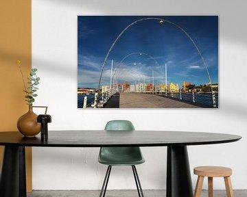 Fährbrücke Blick durch von Marly De Kok