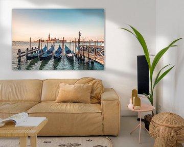 Venise le matin sur Manjik Pictures