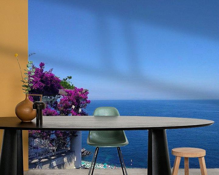 Beispiel fototapete: Sorrento Bay von Markus Jerko