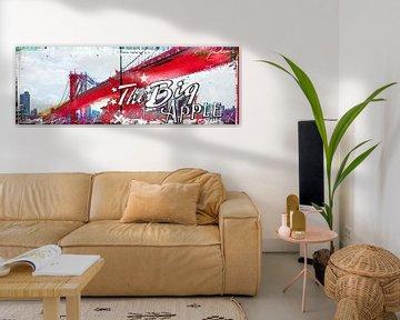 Der Big Apple von Teis Albers