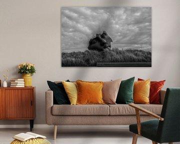 Bilder am Meer von Annette van Dijk-Leek