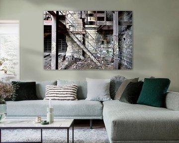 Trap naar... urban exploring van Henk Elshout