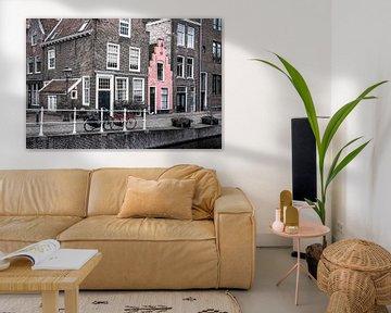Das rosa Haus von Elles Rijsdijk