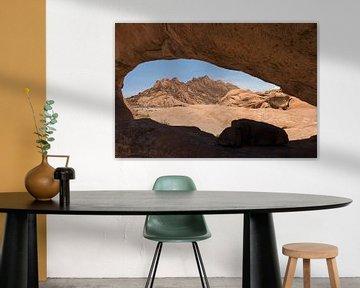 Spitzkoppe, rock arch