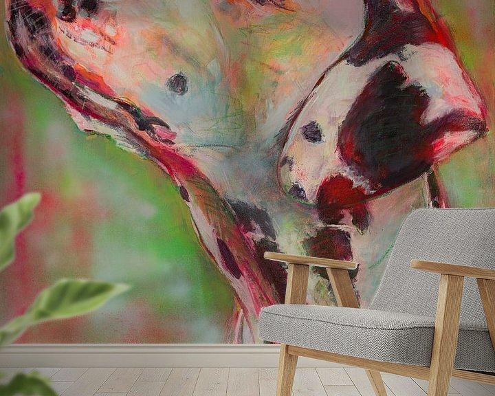 Beispiel fototapete: Dalmatinisch von Liesbeth Serlie