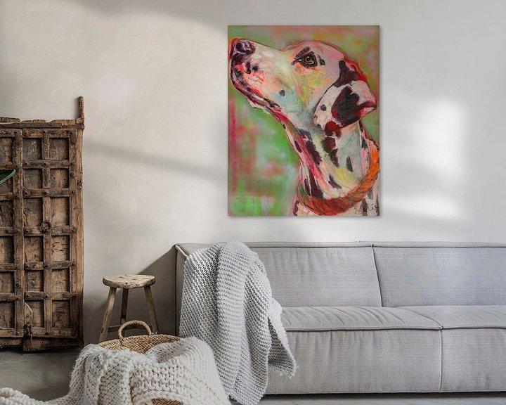 Beispiel: Dalmatinisch von Liesbeth Serlie