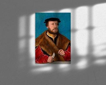 Porträt von Jakob Omphalius, Bartolomäus Bruyn