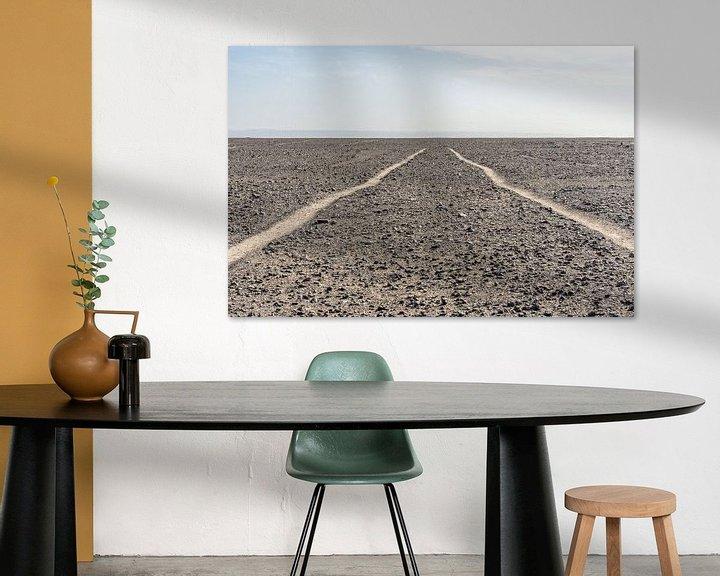 Beispiel: Nazca-Linien von Joost Potma